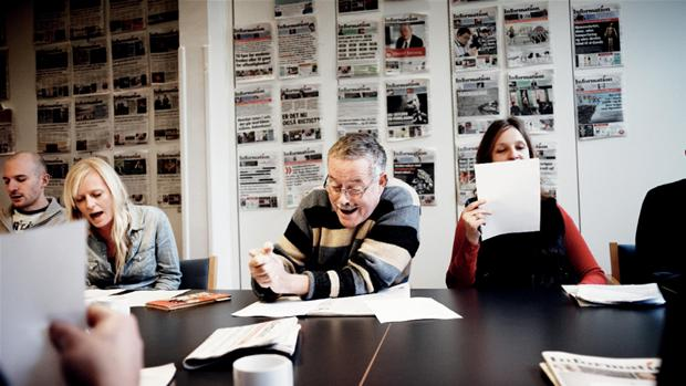 redazione Dagbladet Information