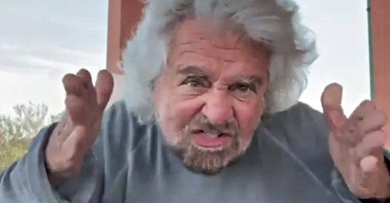 Beppe Grillo - Caso Grillo - Stupro - ProsMedia 2021